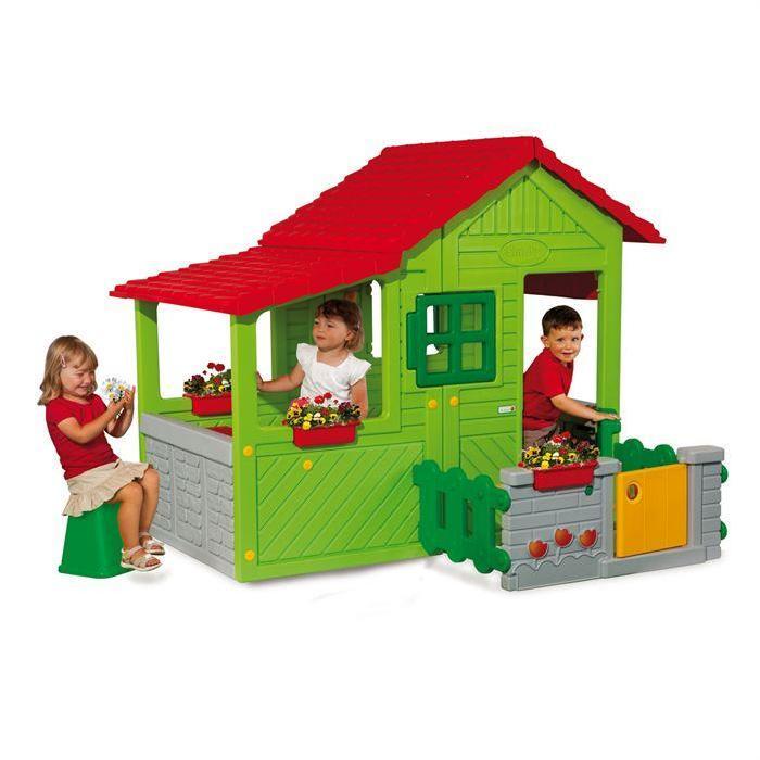 Une cabane Smoby pour vivre pleinement son enfance